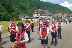 OBV - Umzug in Elzach