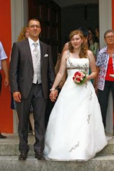 Standesamt Steffi und Bernd
